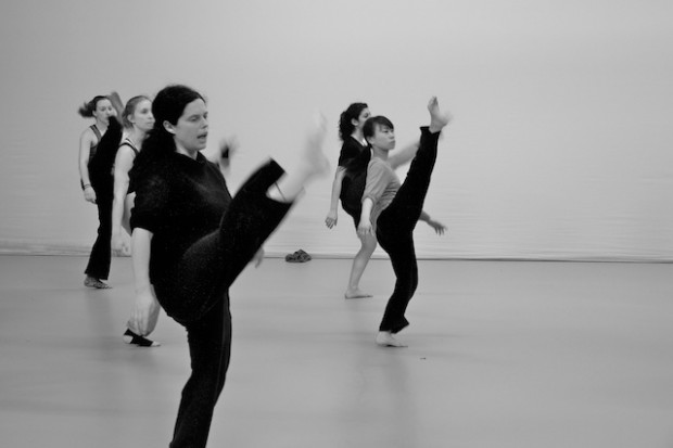 Yael Flexer with Mapdance